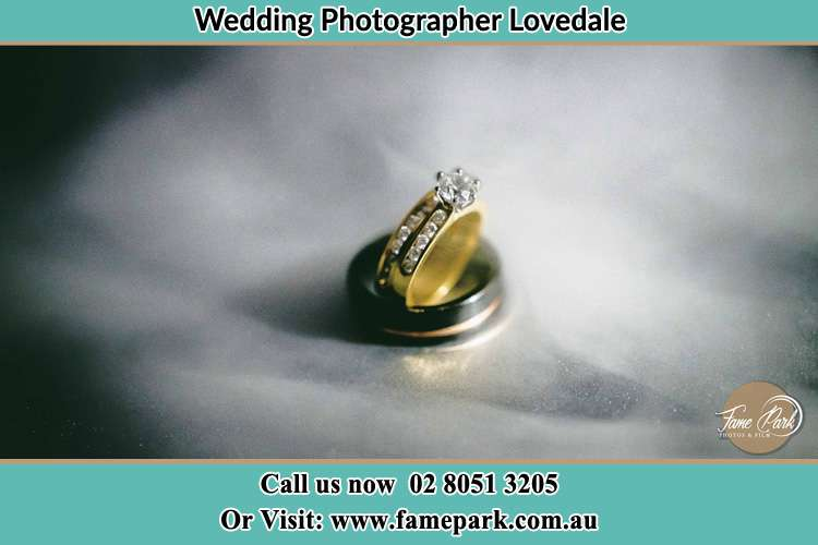Photo of the wedding ring Lovedale NSW 2325